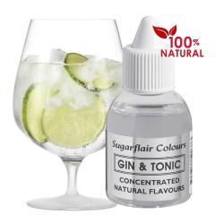 Sugarflair 100% naravna aroma Gin Tonic, 30ml