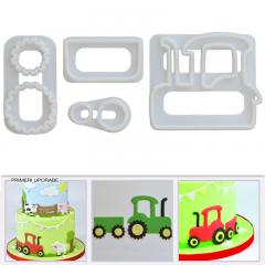 Modelček Traktor (Fmm)
