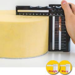 Gladilka za ostre in ravne robove torte