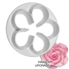 Modelček za 5 listno vrtnico, 6.5 cm