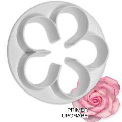 Modelček za 5 listno vrtnico, 7.5 cm