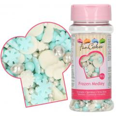 Posip Frozen mix 50g, FunCakes