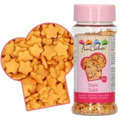 Sladkorni Posip ZVEZDICE zlate