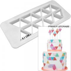 Geometrijski modelček Trikotnik L