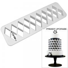 Geometrijski modelček Diamanti S