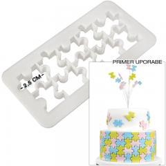Geometrijski modelček Puzzle M