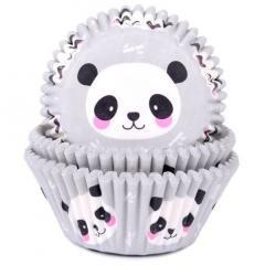 HoM - Papirčki za muffine PANDA