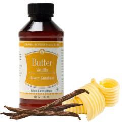 Vanilijevo maslo emulzija za peko in aromo