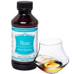 Rumova emulzija za peko in aromo