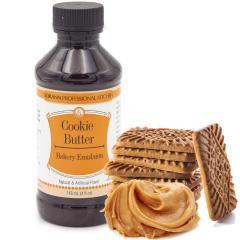 Piškotno maslo emulzija za peko in aromo
