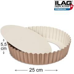 Višji pekač za PITO s keramično prevleko Ø25 cm