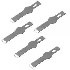 Rezervna rezila TRAKASTO REZILO za modelirni nož