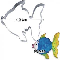 Modelček Riba 8,5 cm, rostfrei