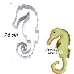 Modelček Morski konjiček 7,5 cm, rostfrei