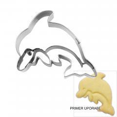 Modelček Delfinček 6,5 cm, rostfrei