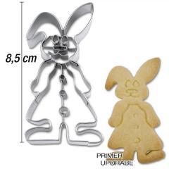Modelček Zajkla 8,5 cm, rostfrei