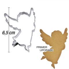 Modelček Leteči Angel 6,5 cm, rostfrei