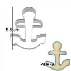 Modelček sidro 5,5 cm, rostfrei