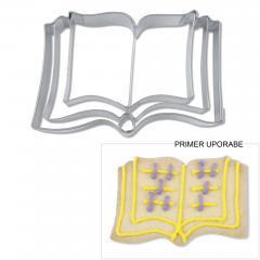Modelček Knjiga, Sv. pismo 8,5 cm, rostfrei