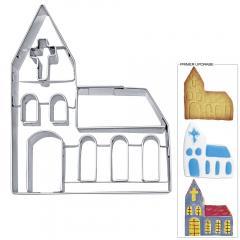 Modelček CERKEV 6 cm, rostfrei