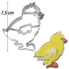 Modelček Piščanček 7,5 cm, rostfrei