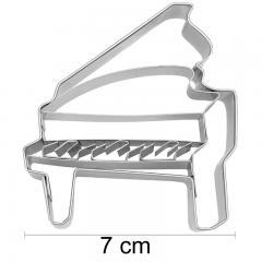 Modelček Klavir 7 cm, rostfrei