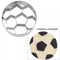 Modelček Nogometna žoga 6 cm, rostfrei