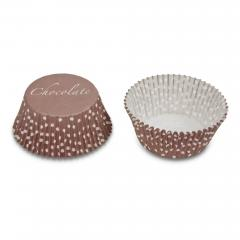 Papirčki za muffine - čokoladno rjavi