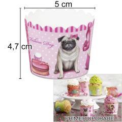 Papirčki modni pes, 12 kom