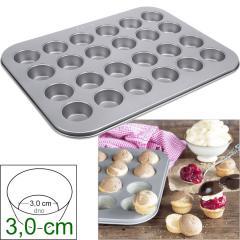 Nelepljiv pekač za MINI Muffine, 24 kom