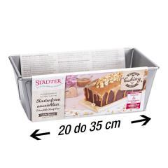 Nastavljiv pekač za kruh ali pecivo 20 do 35 cm