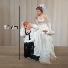 Poročni par, nevesta je glavna št.4