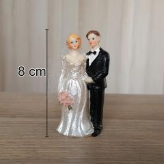 Poročni par s tančico št.9