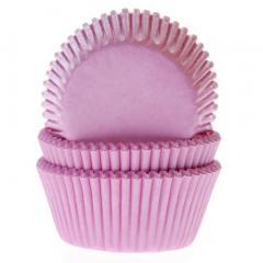 Hom - Papirčki za muffine ROZA