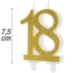 Zlata svečka za 18 let