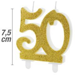 Zlata svečka za 50 let