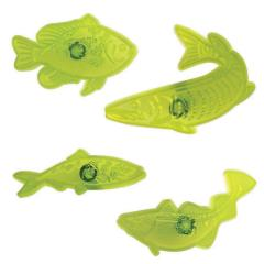 JEM modelčki ribe, 4 delni