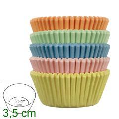 PME Mini papirčki Pastel, 100 kom