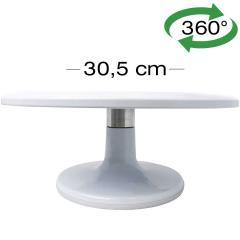 Profesionalni vrtljiv podstavek za torte 30,5cm