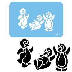 Šablona Pingvini (JEM)