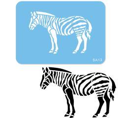 Šablona Zebra (JEM)