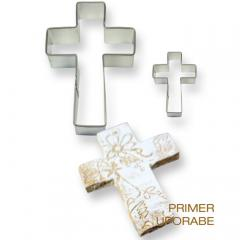Modelčka križ, PME, 2 delni