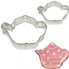 Modelčka čajnik, PME, 2 delni