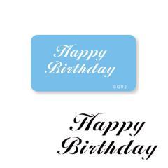 Šablona Happy Birthday (JEM)