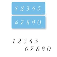 Šablona Številke (JEM) 2 delni
