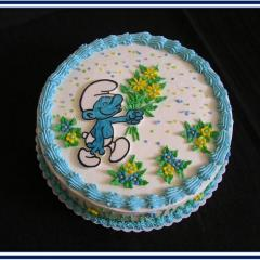 SMRKEC torta
