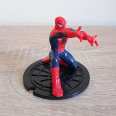 Figurica Spiderman v počepu