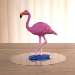 Dekorativna figurica za torto Flamingo