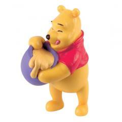 Figurica Medvedek PU in med