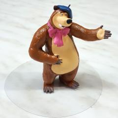 Figurica za torto Maša in Medved - MEDVED 2